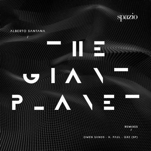 The Giant Planet by Alberto Santana